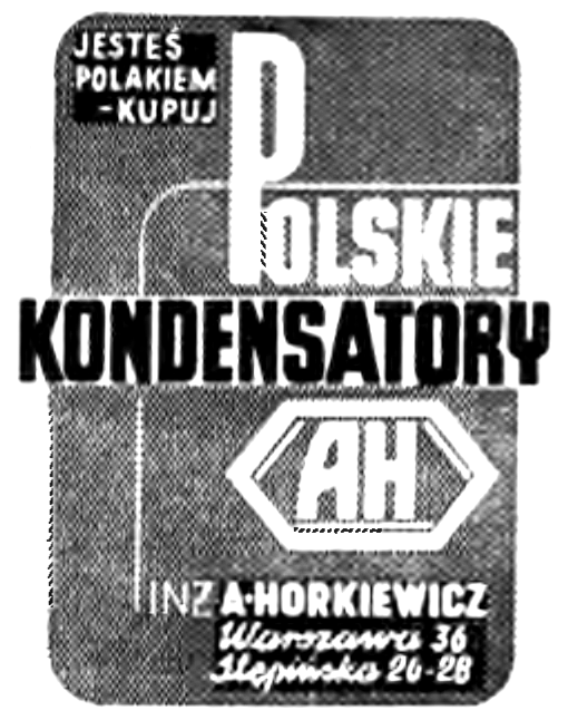 Polskie Kondensatory AH